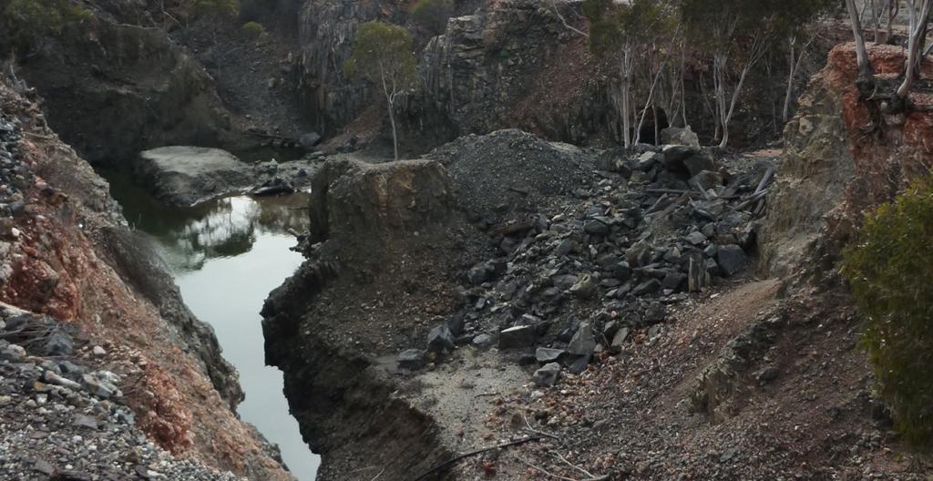 Mt Palmer Project